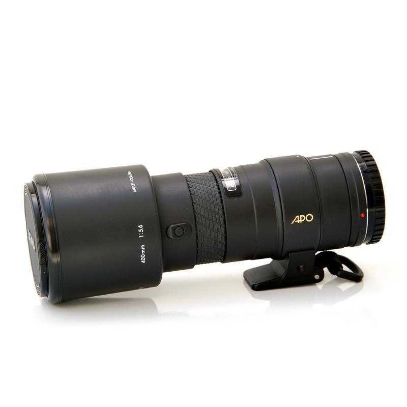 Sigma 400mm F5.6 Apo - Canon EOS Image 1